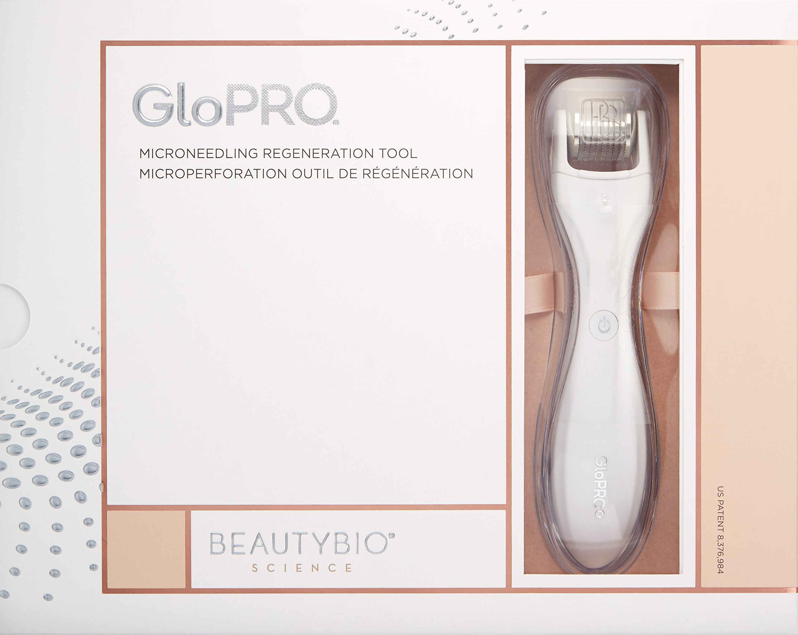 BeautyBio GloPRO Microneedling Tool and Face MicroTip Attachment Head by Beauty BIO (Image #4)