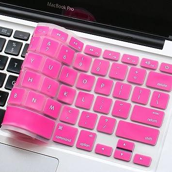 Masino® - Funda de silicona con teclado ultra delgado, teclado piel para versión en chino / EE ...