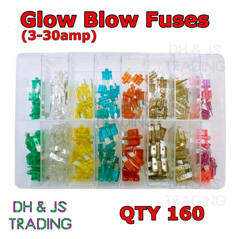 Fuse In Fuse Box Glow