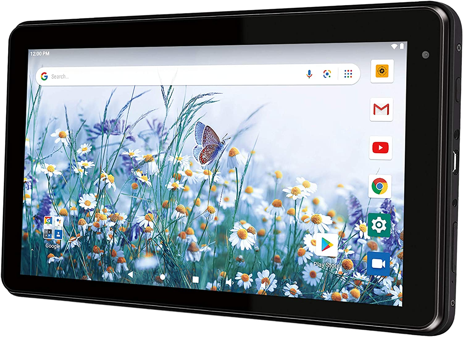 """RCA Voyager 7"""" Android 10 Tablet w/Google Play, 16GB Storage, 2GB RAM, WiFi, Camera"""