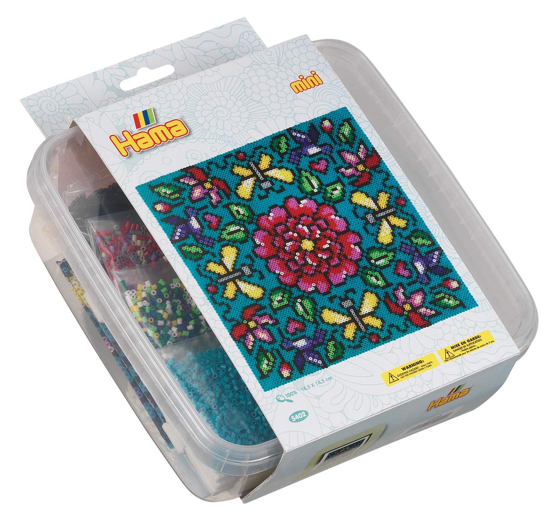 Hama - 5402 - Mini Perlas y Placas en Caja: Amazon.es: Juguetes y ...
