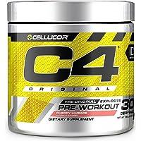 C4 Original Pre Workout Powder Cherry Limeade | Vitamin C for Immune Support | Sugar Free Preworkout Energy for Men…