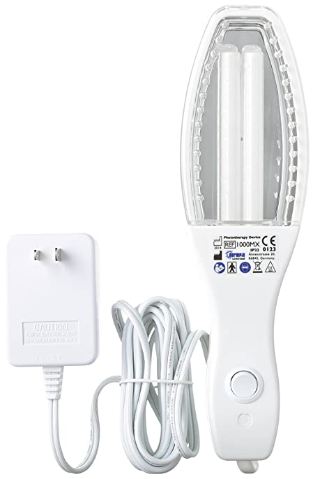 Dermfix 1000MX UV-B Lamp for Psoriasis, Vitiligo or Eczema: Amazon ...
