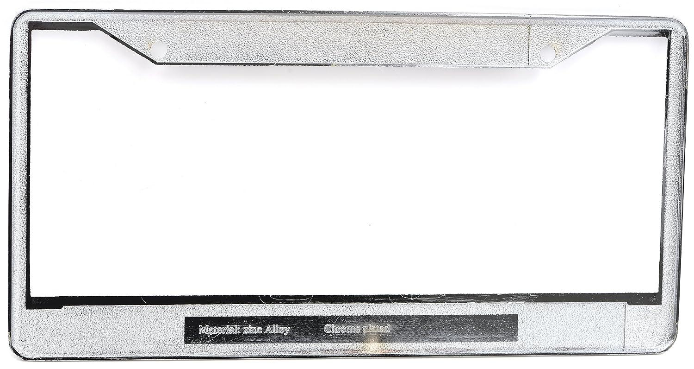 Chrome 6419 Ford Domed Frame