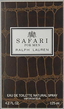 Ralph Lauren Safari Eau de Toilette Spray, 4.2 fl oz
