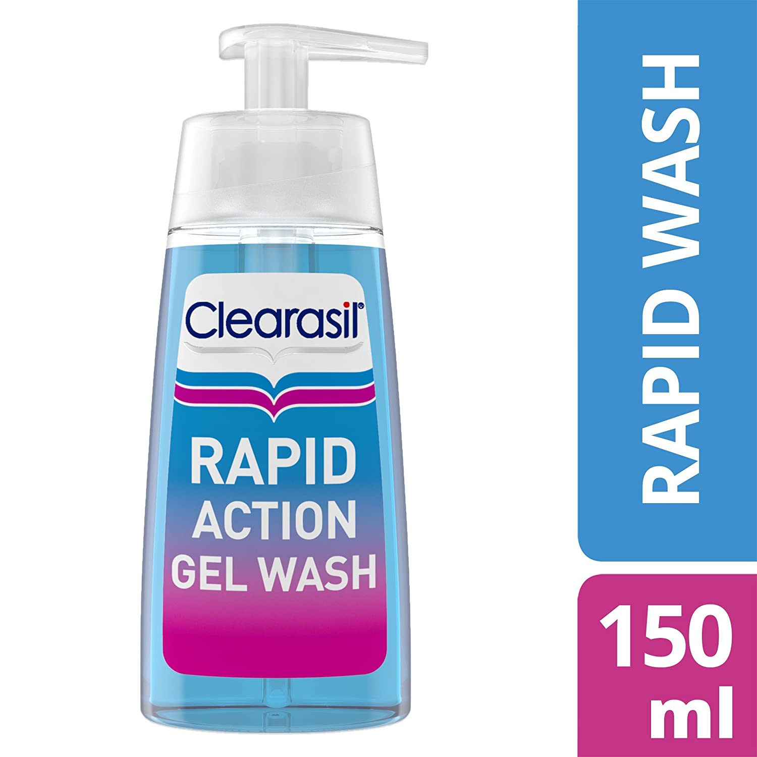 Clearasil Ultra Rapid Action Gel Wash 12 hours 8035208