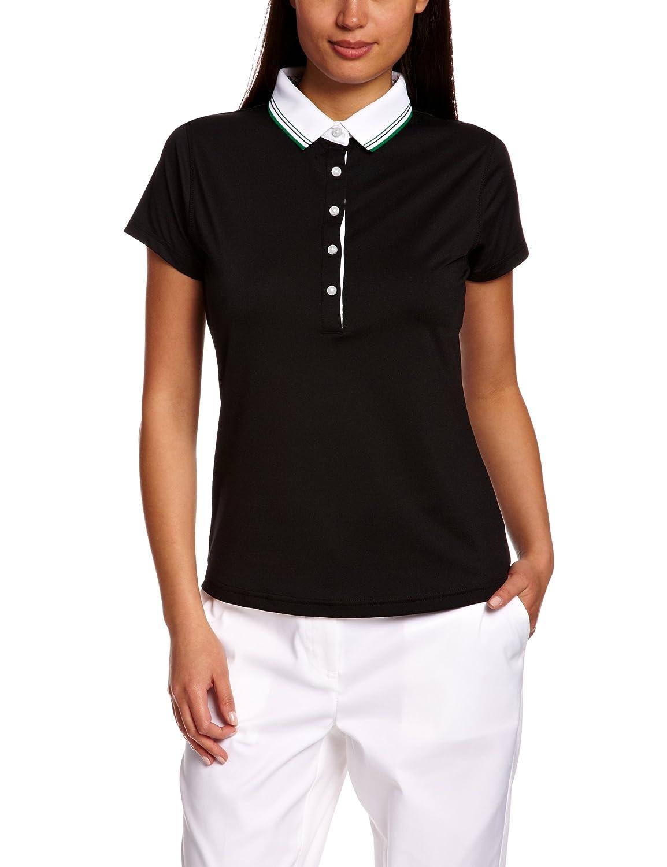 Green Lamb Women'Contrast Poloshirt, s