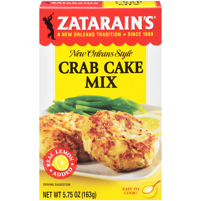 Zatarain's Crab Cake Mix, 5.75 oz