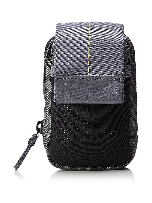 scarpe sportive df7b3 2510b Nike Borsello Grigio/Nero Unica: Amazon.it: Sport e tempo libero