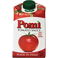 Pomi Tomato Sauce, 17.64 Ounce (Pack of 12)