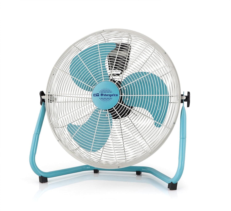 Orbegozo PW Ventilador industrial Power Fan potencia W velocidades diámetro hélice cm