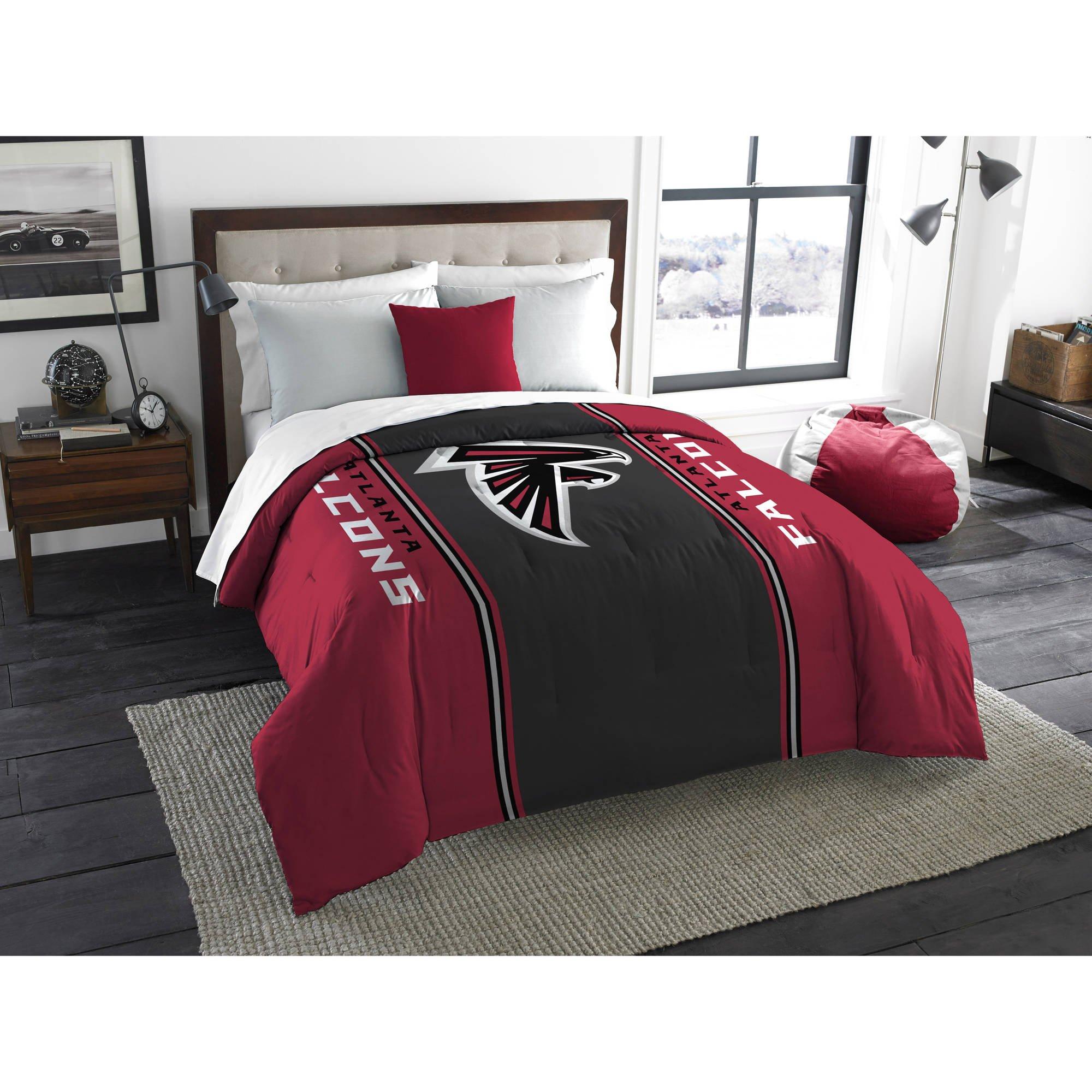 NFL Atlanta Falcons Bedding Set, Full