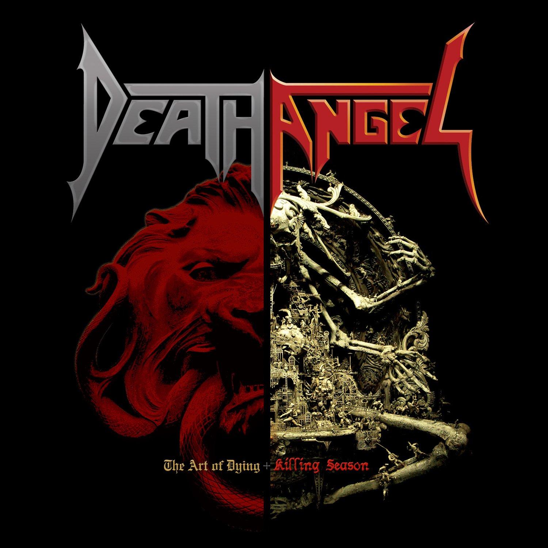 CD : Death Angel - The Art Of Dying/ Killing Season (Digipack Packaging, 2 Disc)