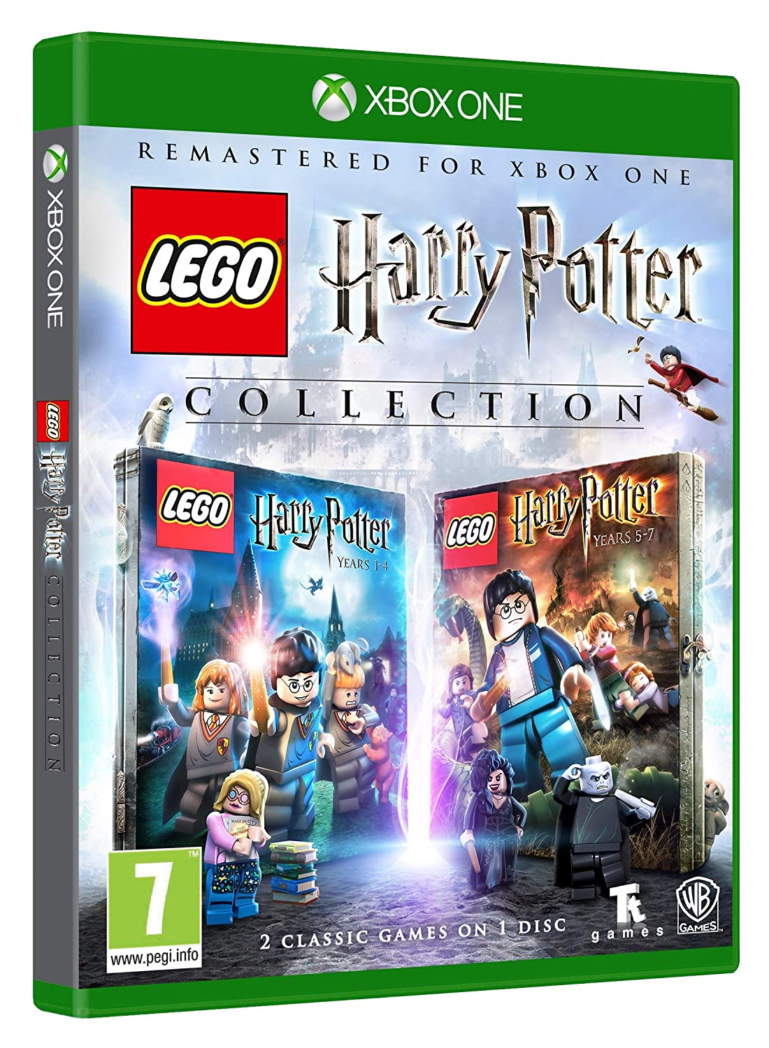 Lego Harry Potter Collection Years 1 4 & 5 7 Xbox1 Xbox One