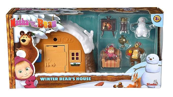 Smba 109301013 Bear-Masha Cousn Dasha,