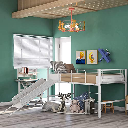 Twin Size Loft Bed