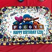 Amazon.com: Pocoyo Comestible imagen foto decoración para ...