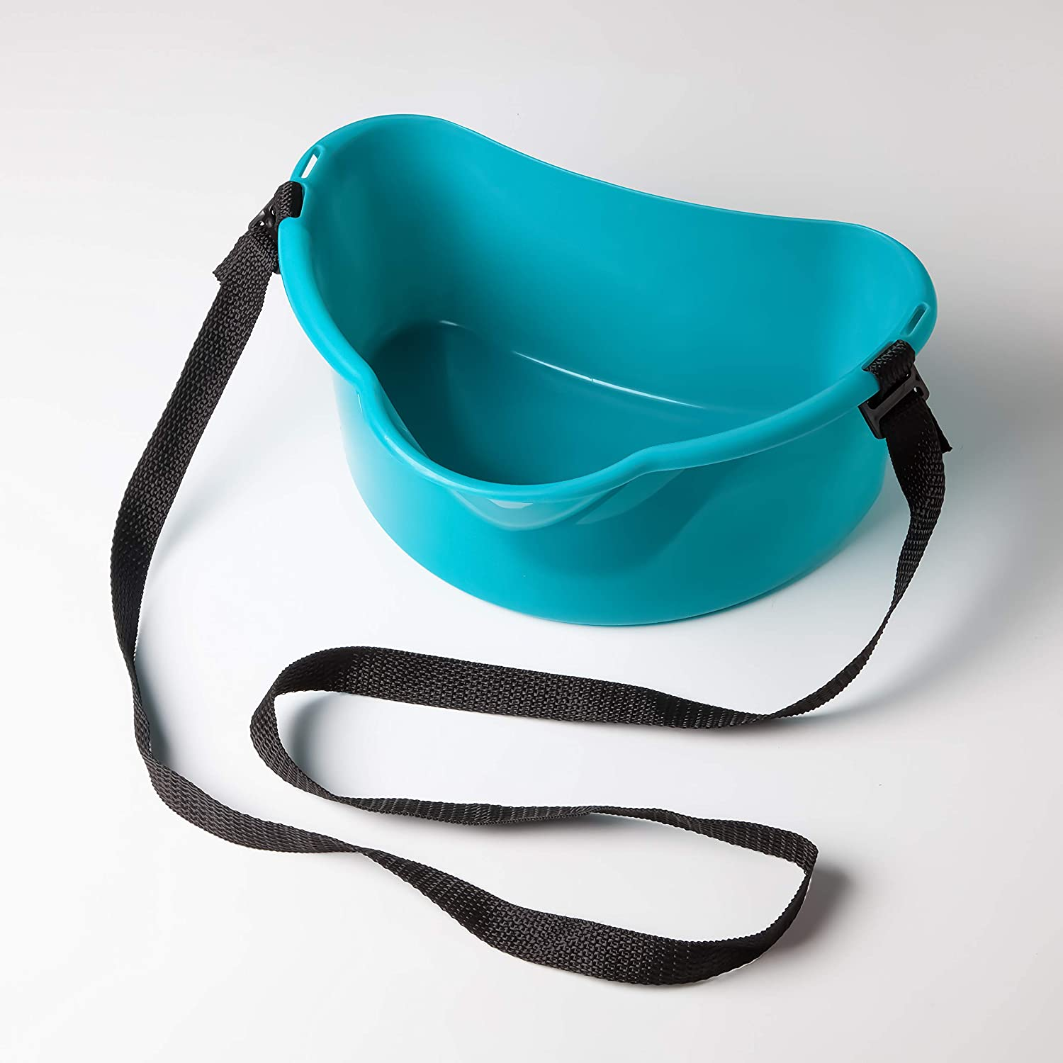 Fruits Berry Picker Harvesting Basket with Strap 3L/0.8 gal Harvest Bucket for Fruits Berries Vegetables Garden Tools Container Belt Support Farm | 1 pcs Turquoise