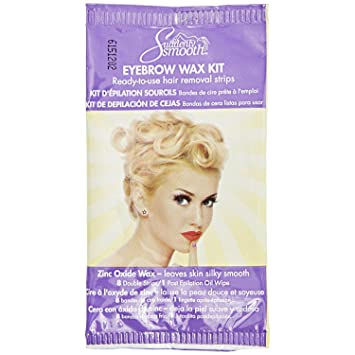Satin Smooth Eyebrow Wax Travel Kit
