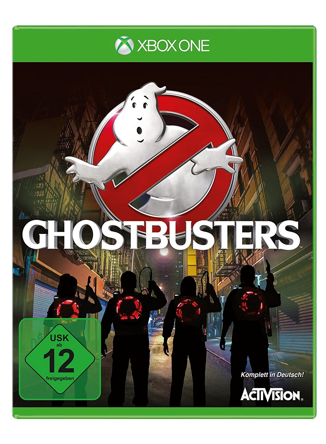 Ghostbusters Xbox One amazon