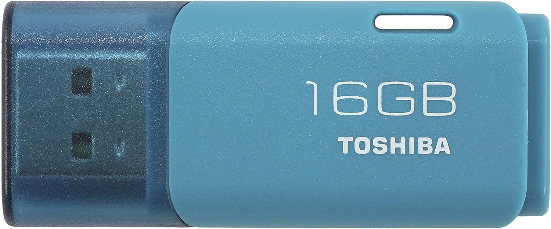 Toshiba Transmemory U202 16gb Usb Stick Usb 2 0 Aqua Computer Zubehör