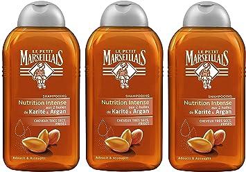 Le Petit Marseillais Shampoo Nutrition Intense öl Arganöl Für Sehr