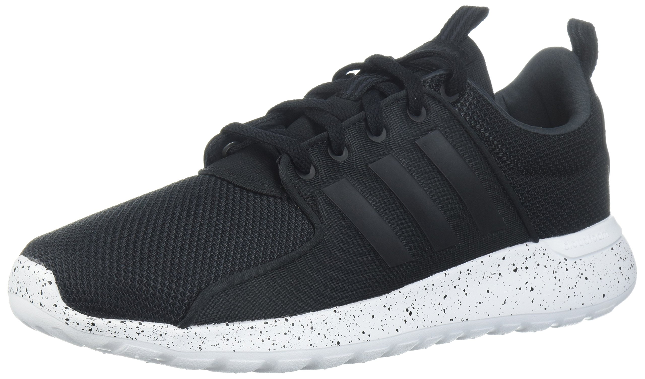 buy popular 4ea89 c1dad Galleon - Adidas Performance NEO Men s CF Lite Racer Running Shoe,core Black carbon white,11.5  M US