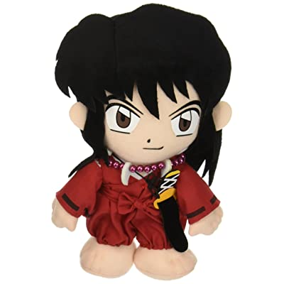 Great Eastern Entertainment Inuyasha Human Form Plush: Toys & Games