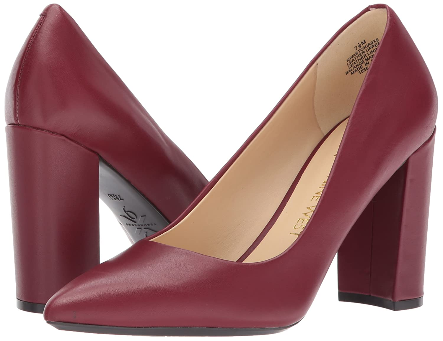 1cbaa2f634e ... Nine West West West Women s Astoria Pump B06WP55RFW 6.5 B(M) US