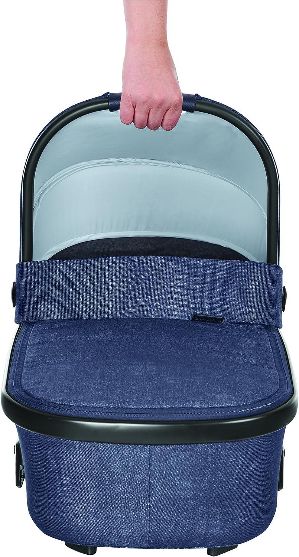 Oria/-/Capazo grande para cochecito y carrito de beb/é Maxi-Cosi azul Frequency Blue Maxi-Cosi