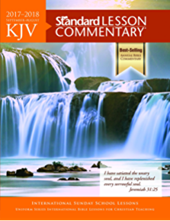 Bible expositor and illuminator christian life series kindle kjv standard lesson commentary 2017 2018 fandeluxe Choice Image