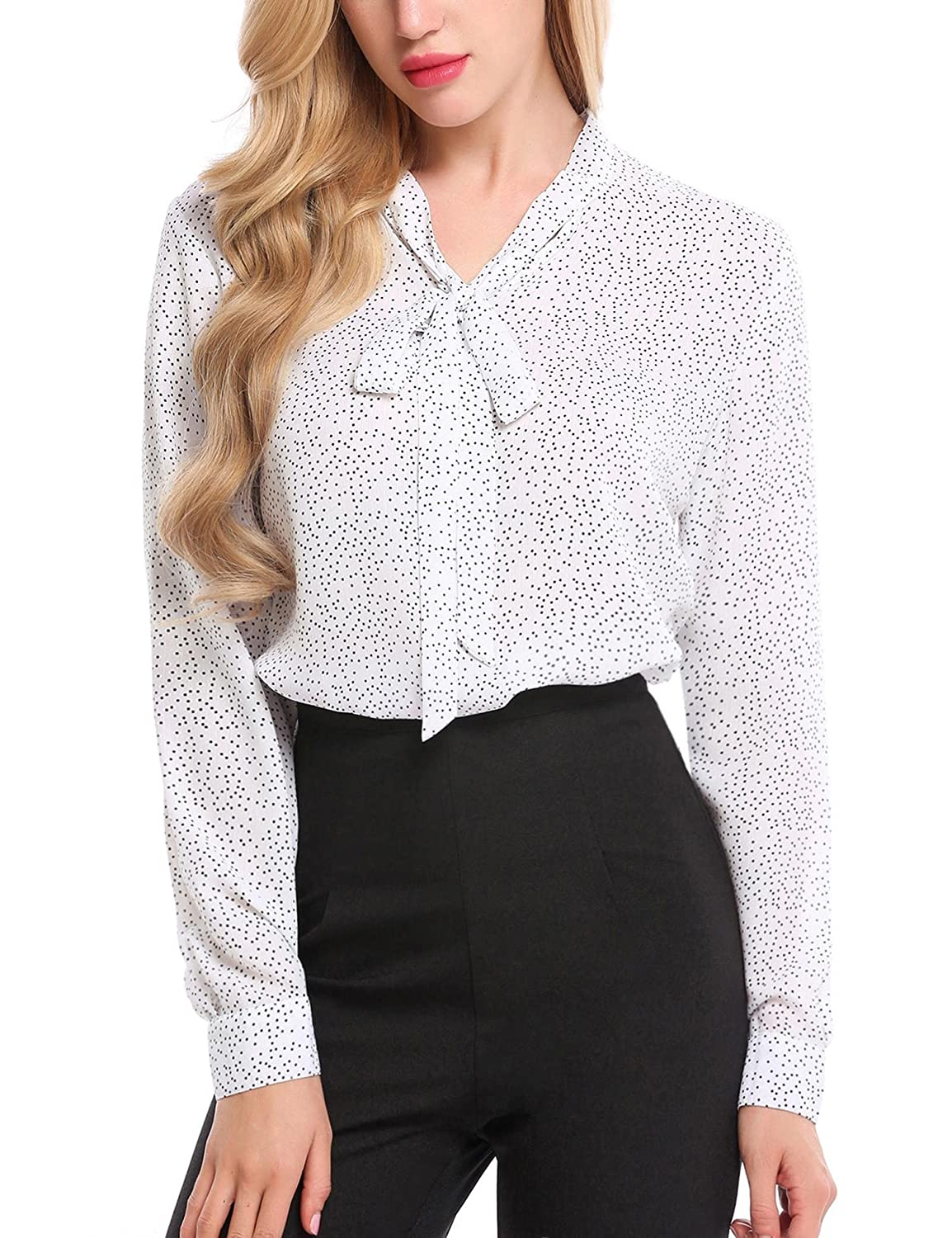 1d3ec1bbcccd8 Top 10 wholesale Ladies Tie Front Blouse - Chinabrands.com
