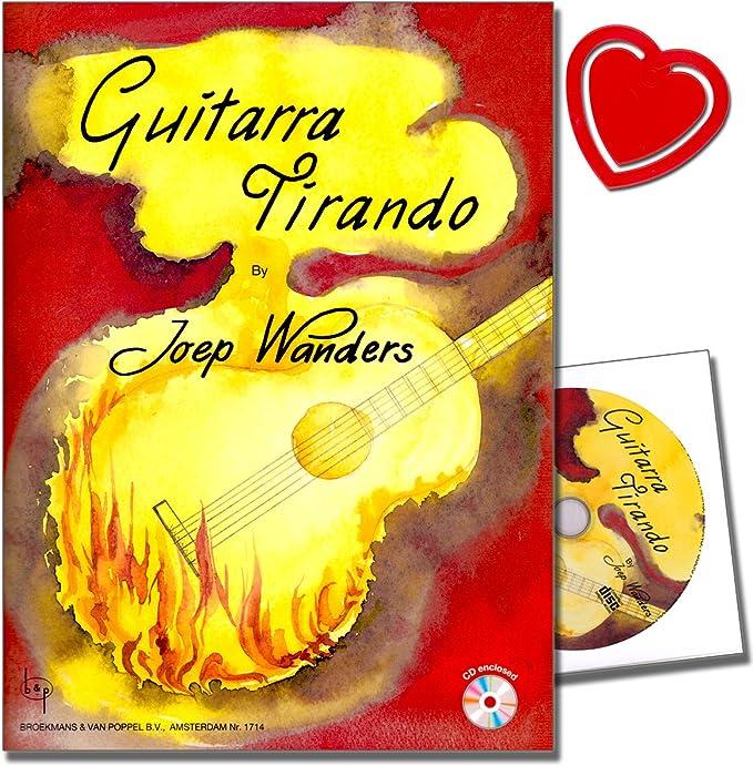 Guitarra Tirando con CD de joep Wanders – 39 kompositionen, en los ...