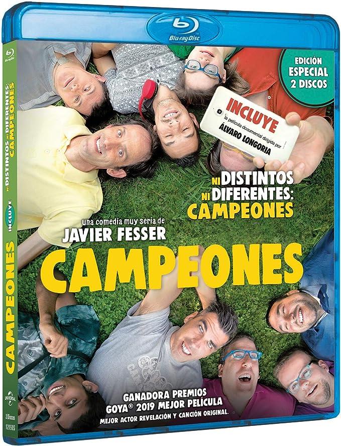 Pack: Campeones + Ni Distintos Ni Diferentes: Campeones