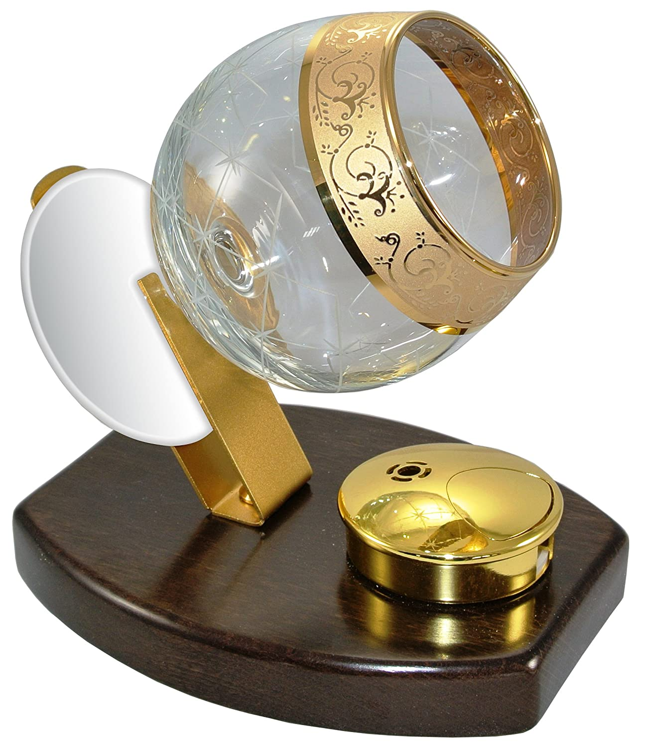 COWA 600100 - Glass warmer for brandy, cognac and Armagnac made of glass.