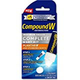 Compound W Maximum Freeze Wart Kit for Plantar and Stubborn Warts
