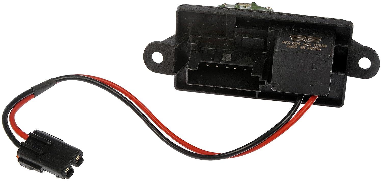 Dorman 973-004 Blower Motor Resistor for Cadillac/Chevrolet Dorman - TECHoice