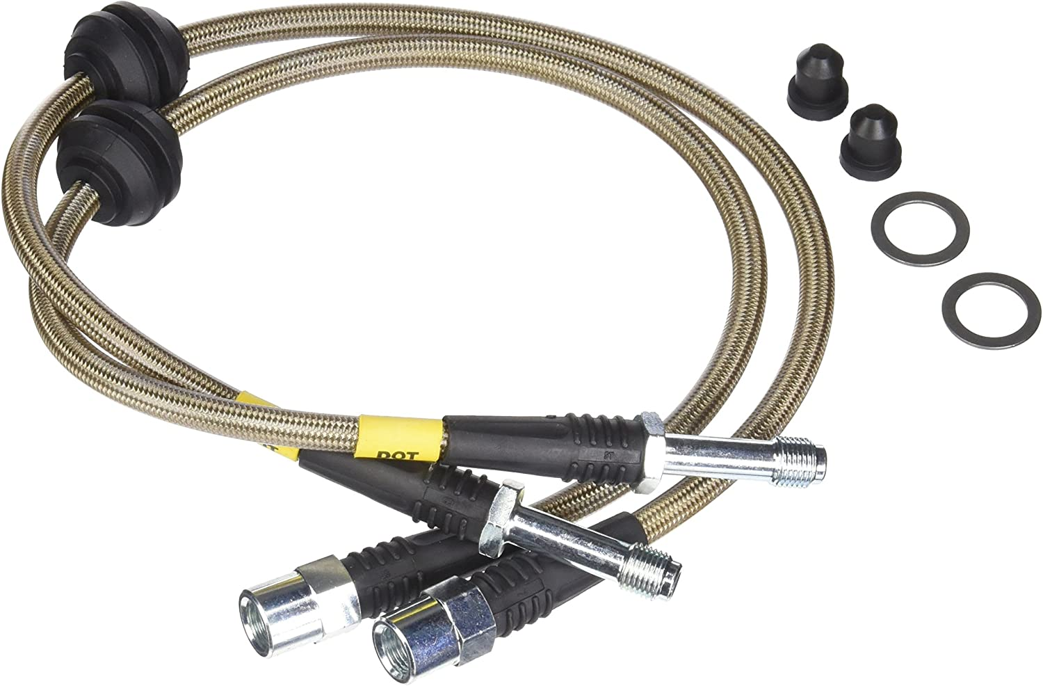 Stainless Steel StopTech Brake Line Kit 950.44511