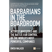 Barbarians in Boardroom ePub eBook: Barbarians in the Boardroom (Financial Times Series)