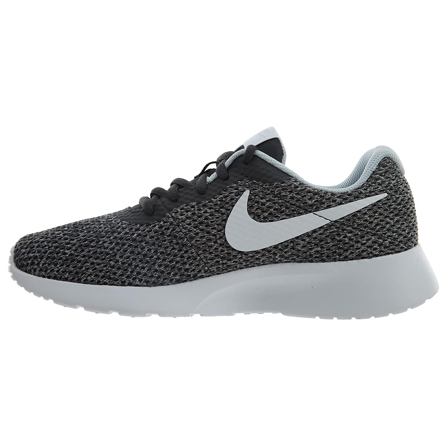 NIKE Women's Tanjun Running Shoes B0716JWDJN 9.5 B(M) US|Anthracite Wht Black Platinum
