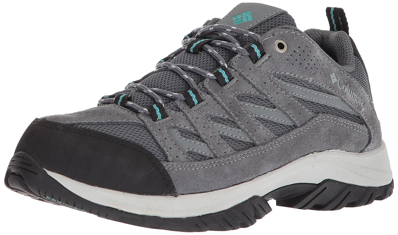 Columbia Women's Crestwood Hiking Shoe B01N7S4OYC 12 B(M) US|Graphite, Pacific Rim