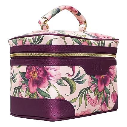 Amazon.com: DRQ Bolsas de cosméticos grandes multifunción ...