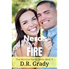 Nerds on Fire: Clean contemporary romance with heartwarming nerds. (The Morrison Family Series Book 9)