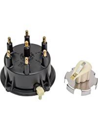Quicksilver 815407Q5 Distributor Cap Kit - Marinized V-6 Engines by General Motors with Thunderbolt IV and V HEI Ignition...