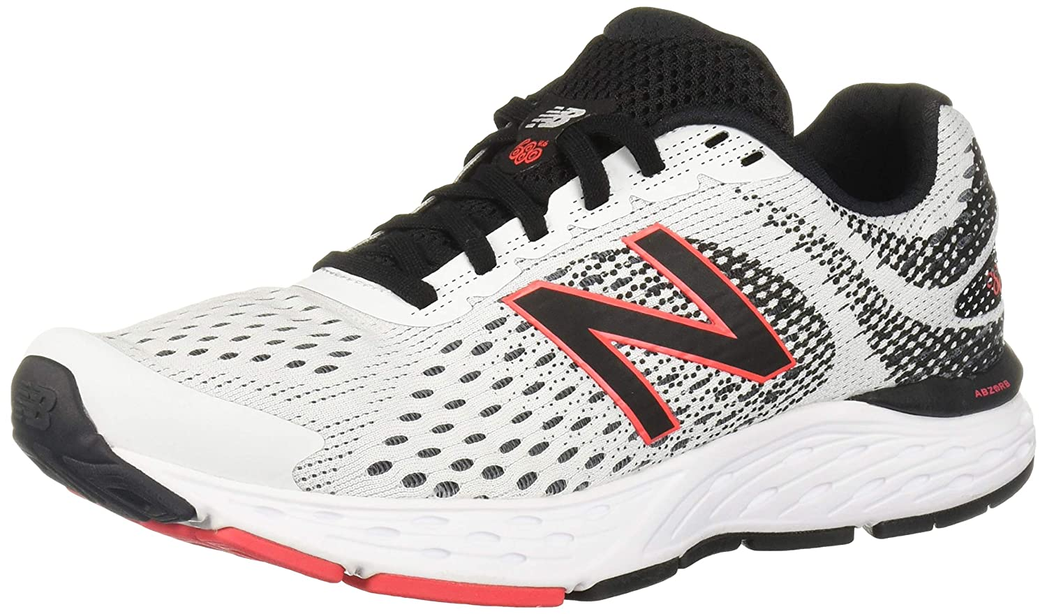 New Balance Mens 680v6 Cushioning Running Shoe: Amazon.es: Zapatos y complementos