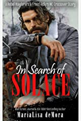 In Search of Solace (Rebel Wayfarers MC) Kindle Edition