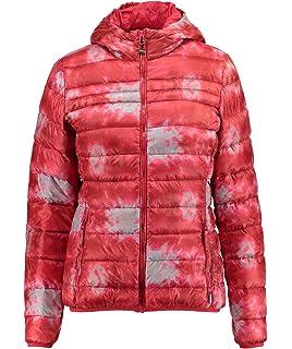 Damen Daunenjacke Vernon Women Down Jacket colorblock