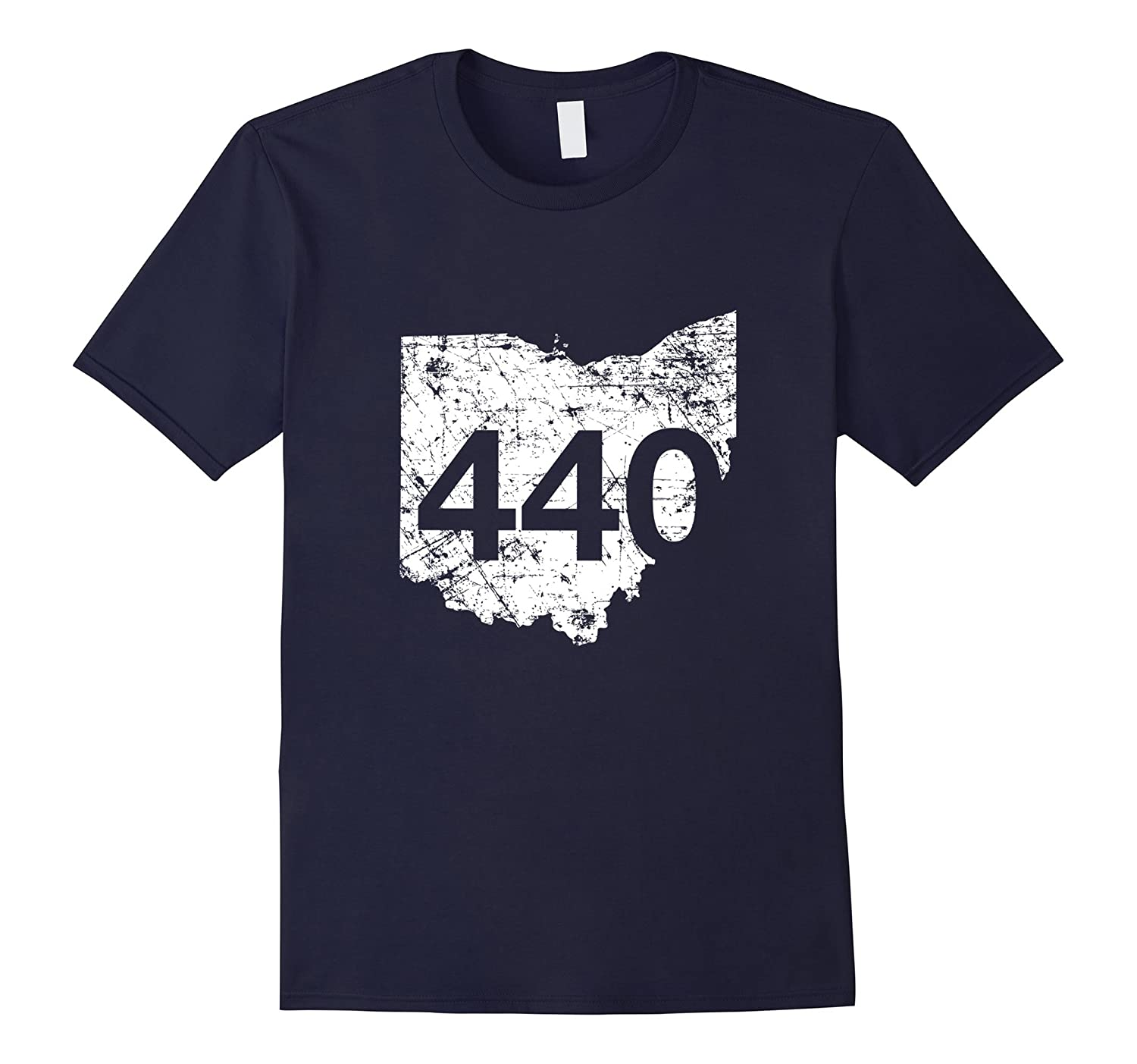 Lorain Elyria Strongsville Area Code 440 Shirt Ohio Gift-PL