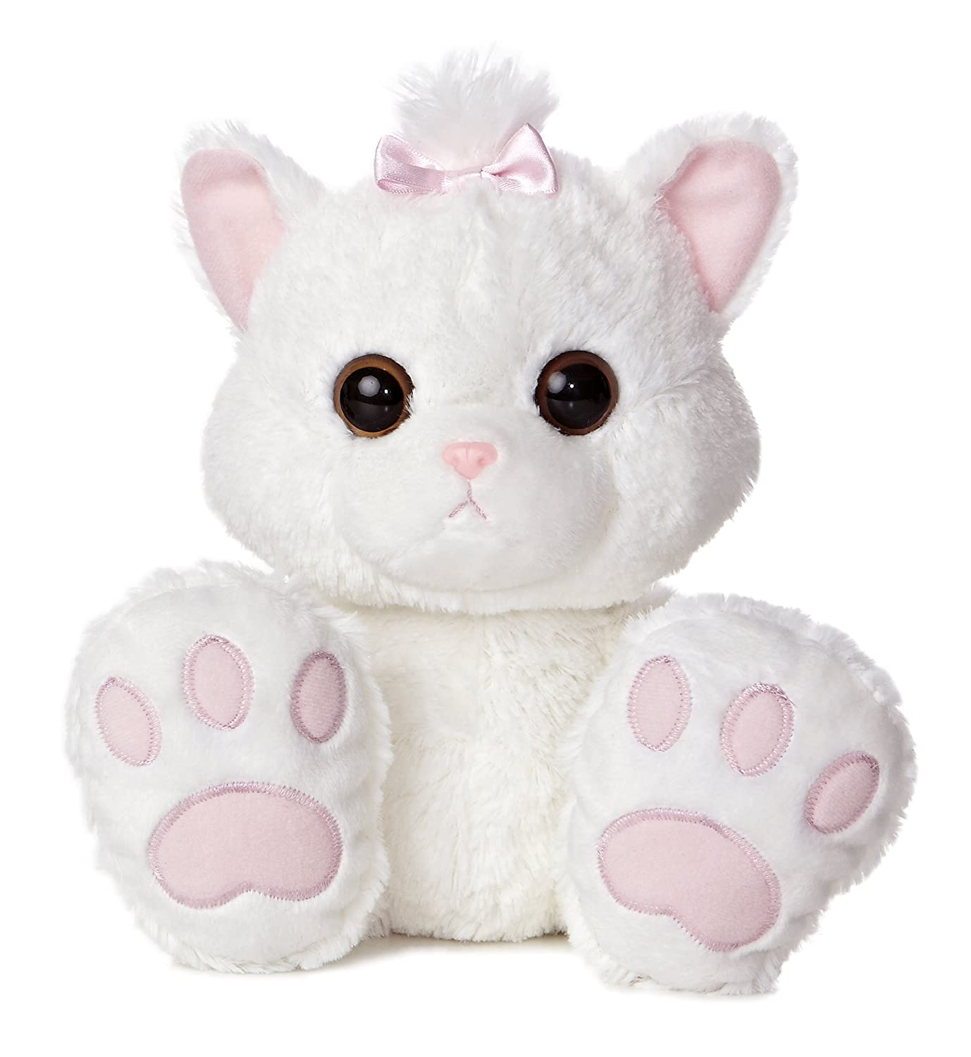 ¡No dudes! ¡Compra ahora! Aurora World World World Taddle Toes Frothy Cat Plush, 10 Tall by Aurora World  calidad fantástica