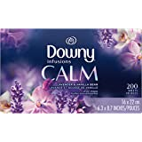 Downy Infusions Dryer Sheets, 200 Count, Lavender Serenity